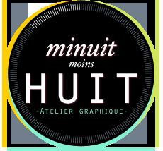 Minuit moins huit - Coralie Durye, graphiste multimedia