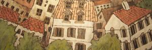 Petits villages et autres illustrations